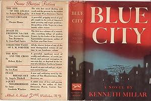 Blue City: Macdonald, Ross as Kenneth Millar