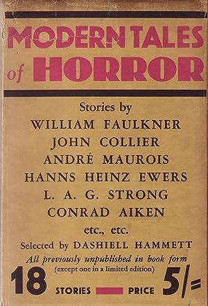 Modern Tales of Horror: Hammett, Dashiell
