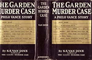 The Garden Murder Case: Van Dine, S.S.