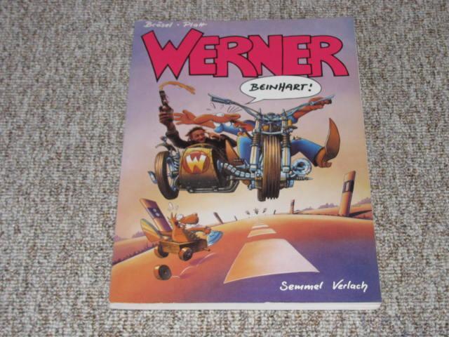 Werner - Beinhart! Titel