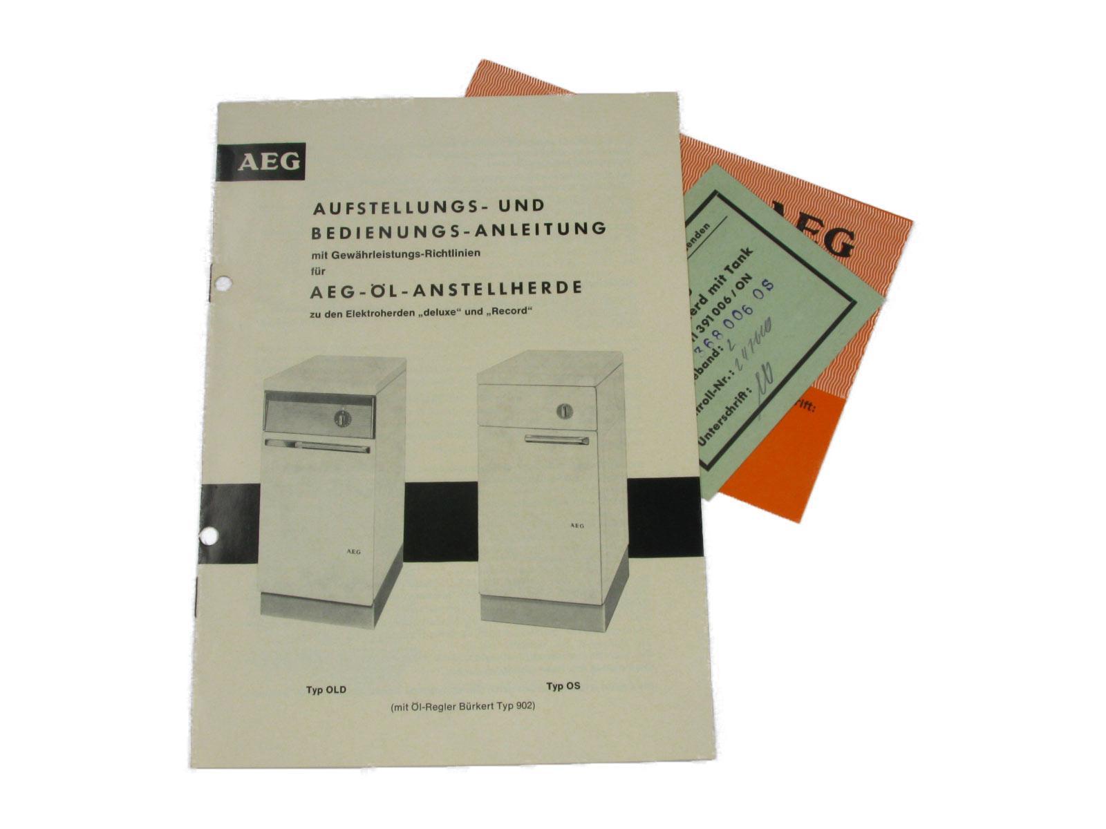 Aeg Kühlschrank Bedienungsanleitung : Bedienungsanleitung für ein zvab