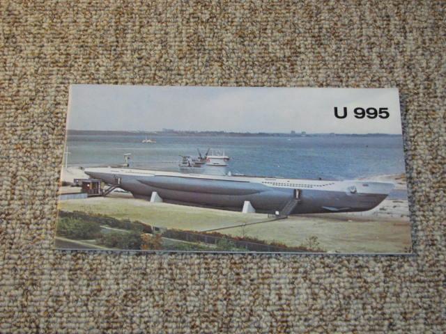 U 995 ex norwegisch KAURA,
