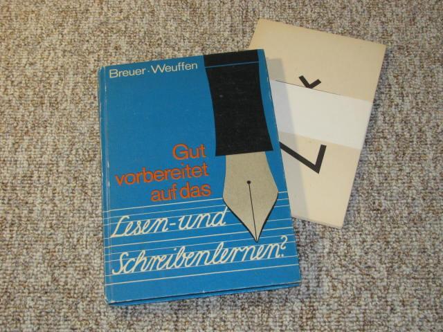Gut vorbereitet auf das Lesen- und Schreibenlernen?,: Breuer, Helmut und