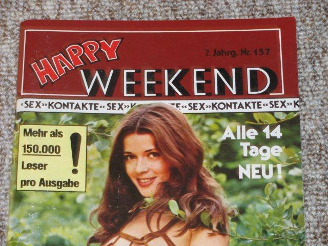 Happy weekend magazin archiv | India Today Magazine Issue
