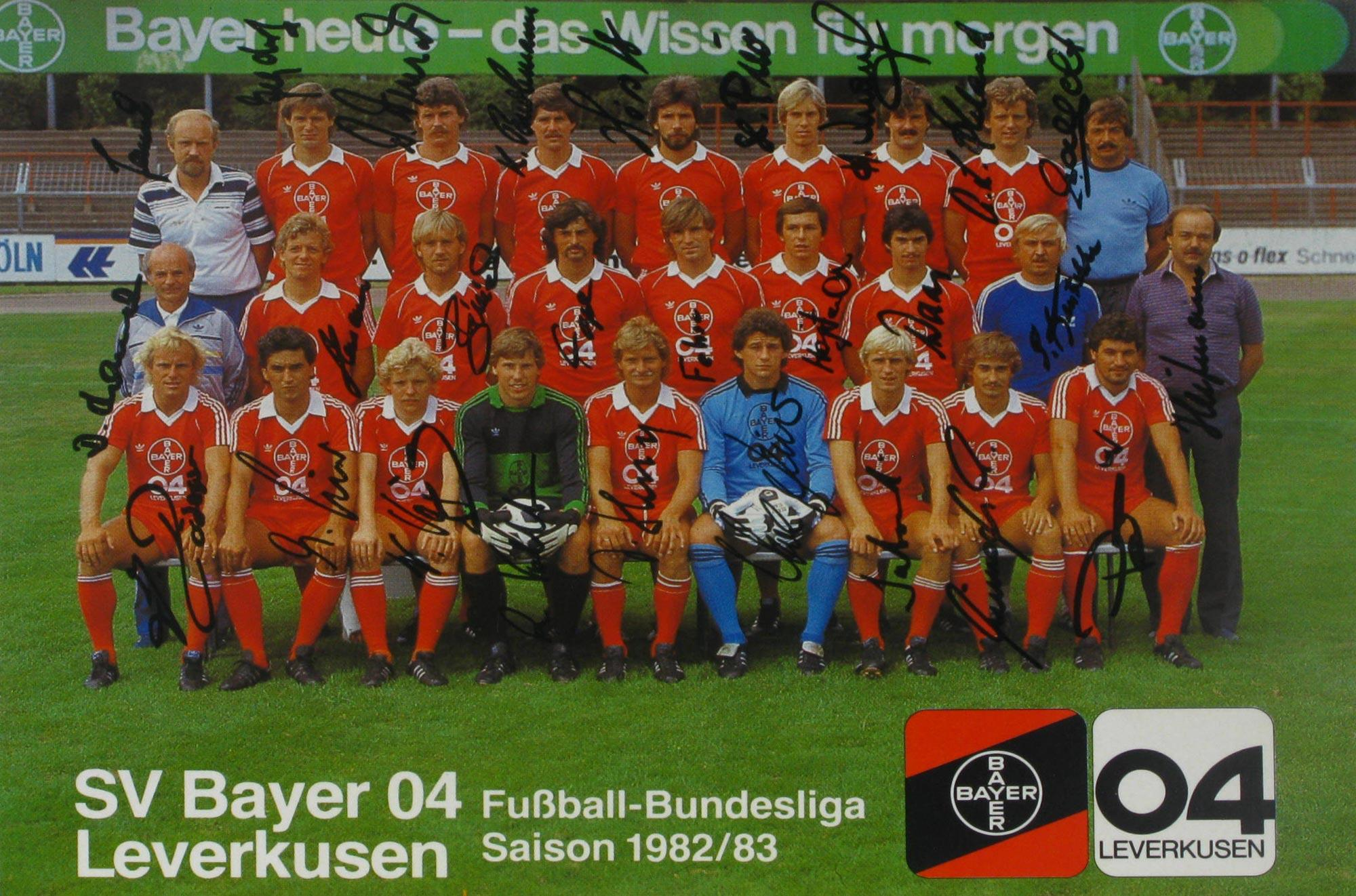 Ak Leverkusen
