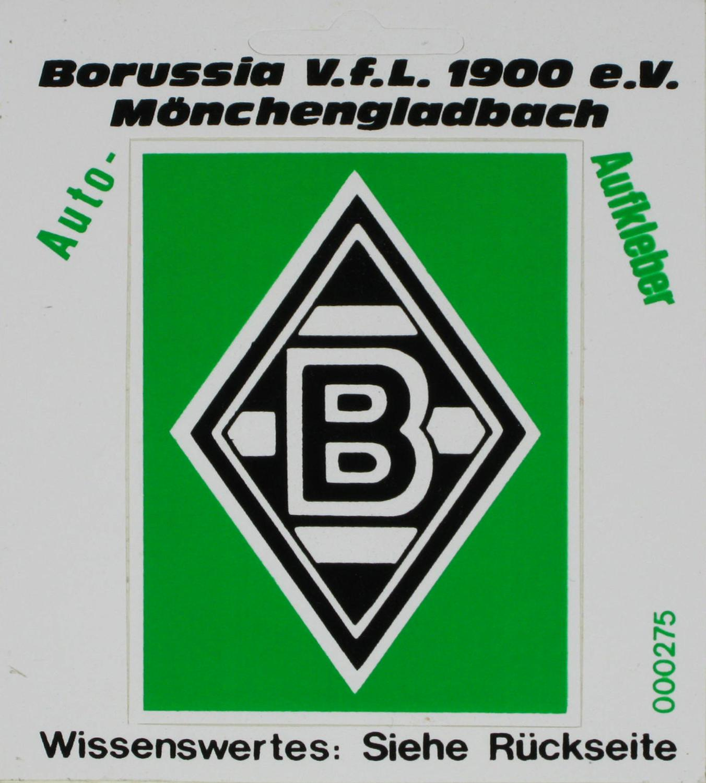 Auto Aufkleber Borussia Mönchengladbach
