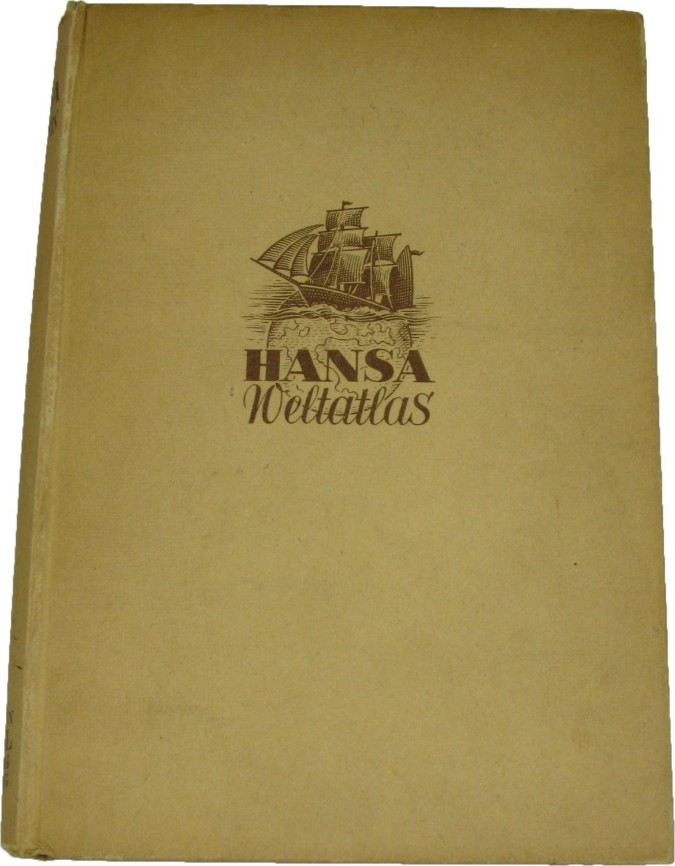 Hansa Weltatlas,: Muris, Oswald: