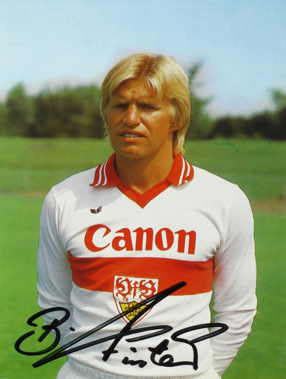 AK Bernd Förster (VfB Stuttgart),