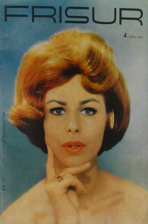 Frisur Heft 4 1966