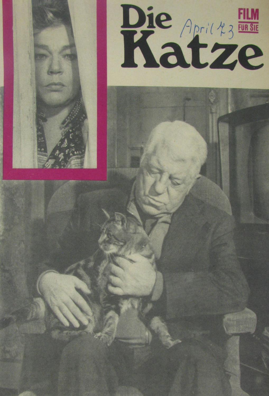 Die Katze Film