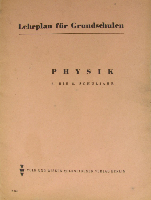 Lehrplan Grundschule Berlin