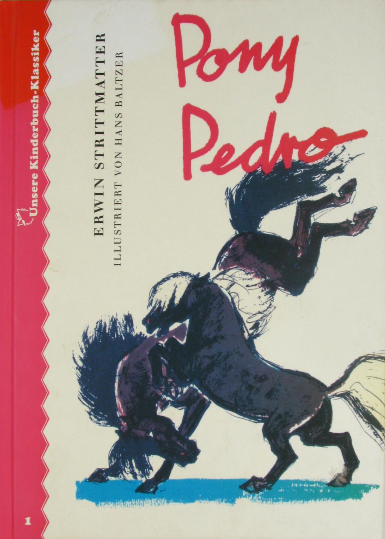 Pony Pedro,: Strittmatter, Erwin: