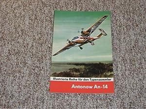 """Antonow An-14 """"Ptschelka"""",: Apel, Klaus:"""