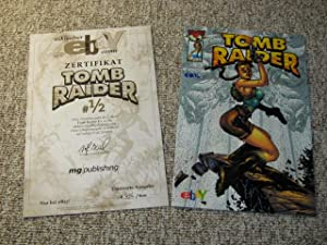Tomb Raider Heft Nr. 1/2 (Variant Cover Edition),