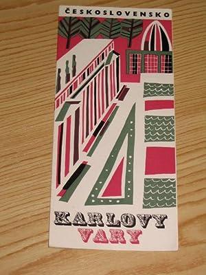 Karlovy Vary,: Cedok - Tschechoslowakisches Verkehrsbüro: