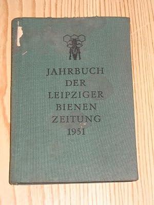 Jahrbuch der Leipziger Bienenzeitung 1951 - 64.: Anke, Georg: