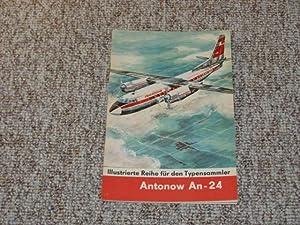 Antonow An-24,: Bork, Peter und