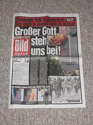 Bild Zeitung Auflage