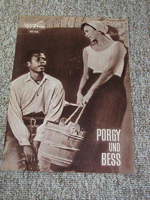 Porgy und Bess., Progress Filmprogramm Nr. 97/65