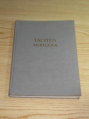 Tacitus - Das Leben des Iulius Agricola,: Till, Rudolf: