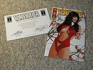 Vampirella Monthly 21., Dangerous Games (1 of 2)