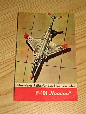 """McDonnell F - 101 """"Voodoo"""",: Schreiber, Eckhard:"""