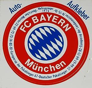Aufkleber Fc Bayern Zvab