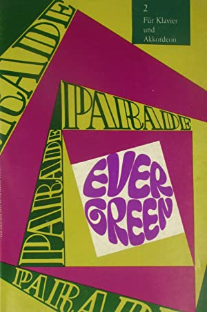 Evergreen-Parade für Blasmusik-5 Notenausgaben in einem Paket