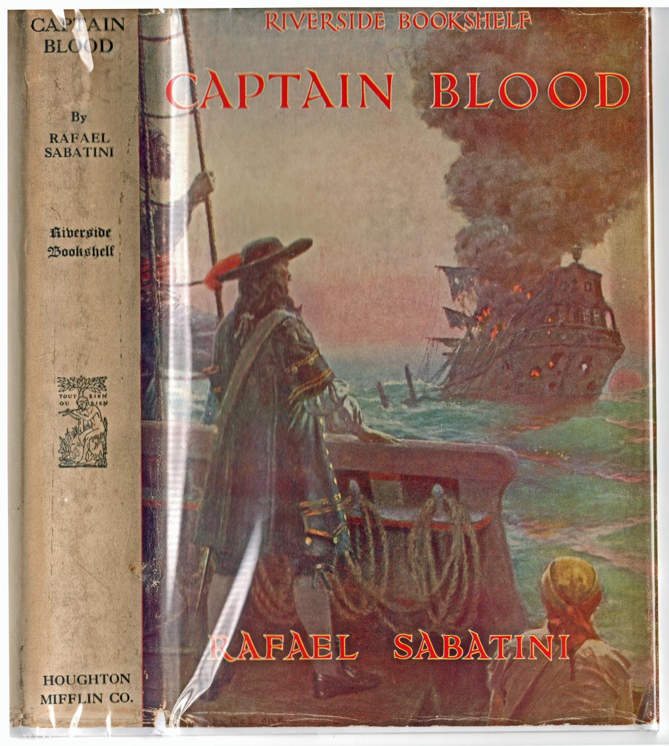 Captain Blood , His Odyssey: Rafael Sabatini
