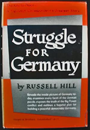 Struggle for Germany: Russell Hill