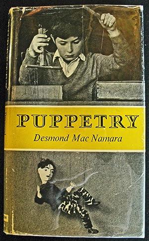 Puppetry: Desmond Mac Namara