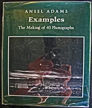 Examples: The Making of 40 Photographs: Ansel Adams