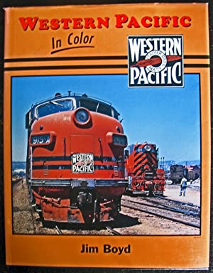Western Pacific In Color: Jim Boyd