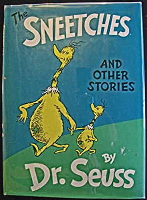 The Sneetches And Other Stories: Dr. Seuss (Theodor Seuss Geisel)