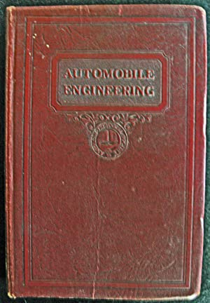 Automobile Engineering (Volume II): Ray Kuns