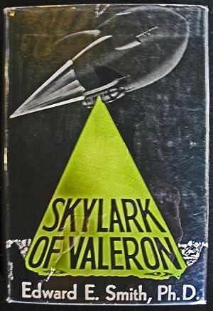 Skylark Of Valeron: Edward E. Smith,
