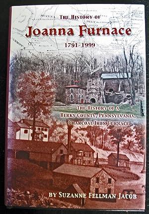 The History of Joanna Furnace, 1791-1999: Suzanne Fellman Jacob