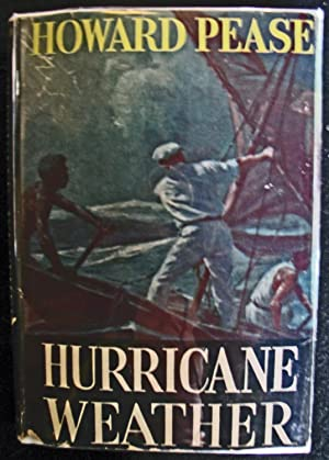 "Hurricane Weather; How Stan Ridley Met Adventure on the Trading Schooner ""Wind-rider"": ..."