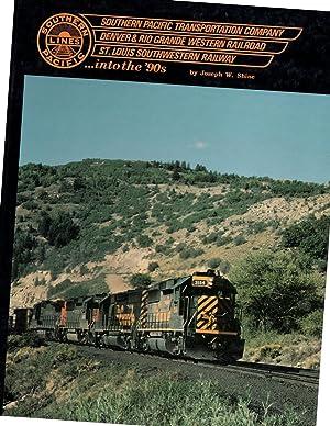 Southern Pacific Transportation Company, Denver & Rio: Joseph W. Shine