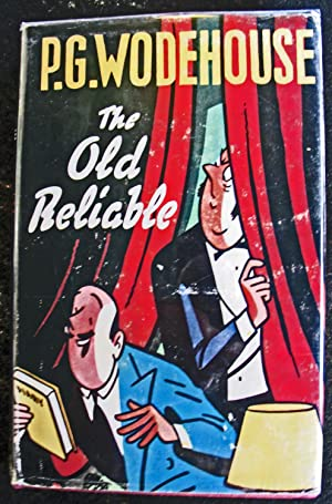 The Old Reliable: P.G. Wodehouse