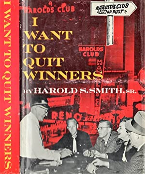 I Want to Quit Winners: Harold S. Smith,