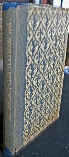 The Rowfant Club Year Book 1956: Rowfant Club