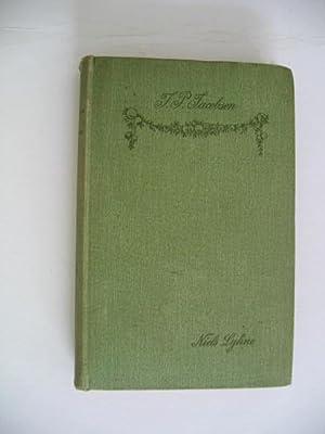 Niels Lyhne. Aus dem Dänischen von Marie Herzfeld. Mit Buchschmuck von Müller - Schoenefeld, Berlin...