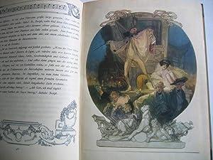 Mozarts Faschingsoper. Ausstattung von Franz von Bayros.: Bayros, Franz von - Bartsch, Rudolf Hans