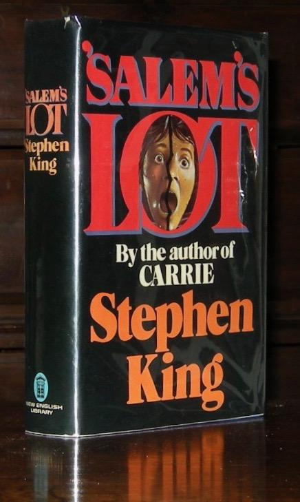 'Salem's Lot King, Stephen Very Good Hardcover