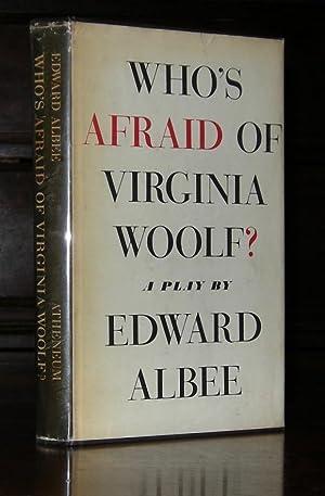Who's Afraid of Virginia Woolf?: Albee, Edward