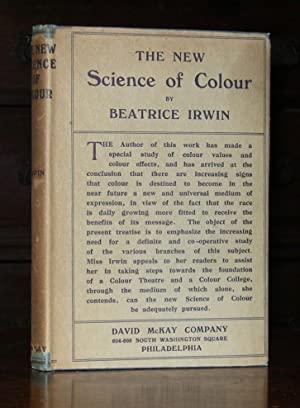 The New Science of Colour, with Coloured Frontispiece