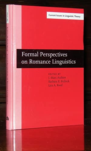 Formal Perspectives on Romance Linguistics: Selected papers from the 28th Linguistic Symposium on...