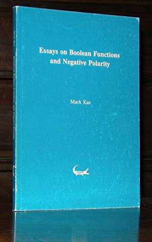 Essays on Boolean functions and Negative Polarity