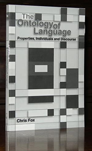 The Ontology of Language: Properties, Individuals and Discourse (Lecture Notes)